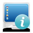 Computer Info - бесплатный icon #193767
