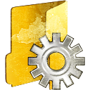 процесс папки - бесплатный icon #194017