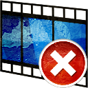 Movie Track Remove - icon gratuit(e) #194077