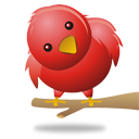 Twitter - icon #194277 gratis