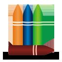 пастельные цвета - бесплатный icon #194307