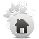 Home - icon #194397 gratis
