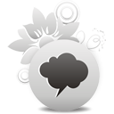 Cloud Comment - Kostenloses icon #194497