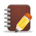 Phone Book Edit - icon gratuit #194837