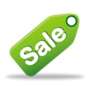 Sale - icon gratuit(e) #194847