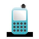 мобильный телефон - бесплатный icon #194877
