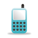 téléphone mobile - Free icon #194877