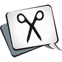 Cut - icon gratuit #195057