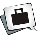 Briefcase - icon #195087 gratis