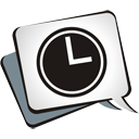 Clock - icon gratuit #195097