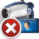 Digital Camcorder Delete - Free icon #195307
