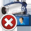 Digitalcamcorder löschen - Kostenloses icon #195307