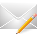 edit de courrier - icon gratuit #195467