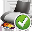 Printer Accept - Free icon #195587