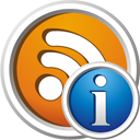 Rss Info - icon gratuit #195637