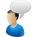 User Comment - Free icon #195727