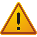 Warning - icon gratuit #195737