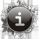 Info - icon gratuit #195927