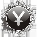 Währungssymbol des Yen - Kostenloses icon #195967