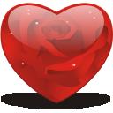 Corazón Rosa - icon #196437 gratis