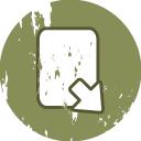página para baixo - Free icon #196457