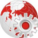 Глобус процесс - бесплатный icon #196757