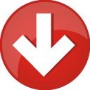 abajo - icon #196857 gratis