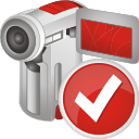 Digital Camcorder Accept - Free icon #196927