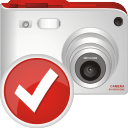 Digital Camera Accept - Free icon #196937