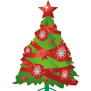 Christmas Tree - Free icon #197037