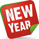 New Year Note - icon gratuit #197097