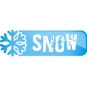 Снег кнопка - Free icon #197117