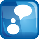 Chat - icon #197427 gratis