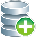 Database Add - icon gratuit #197547