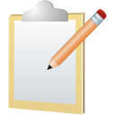 Note Edit - icon #197777 gratis
