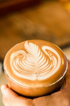 Coffee latte art - image gratuit(e) #197847