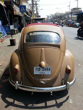 Volkswagen beatle - бесплатный image #198067