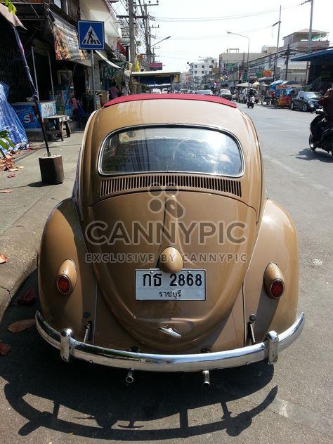 Volkswagen beatle -  image #198067 gratis