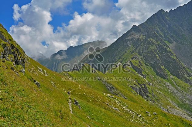 Carpathians mountains landscape - Free image #198187