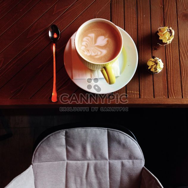 Candies and cup of coffee - Free image #198547