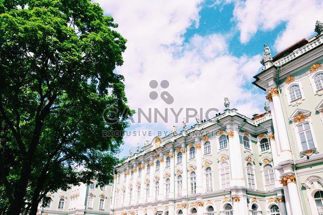 Hermitage palace - Free image #198697
