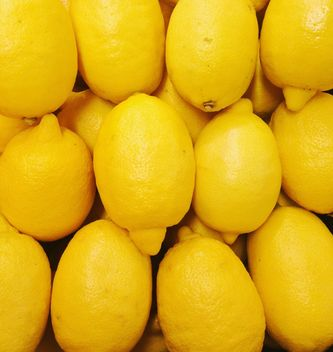 yellow and juicy lemons #goyellow - Free image #198727