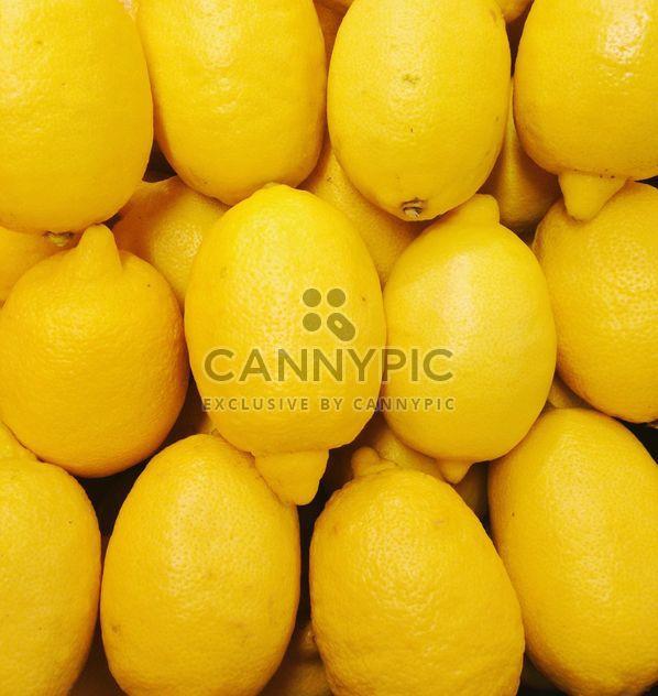 citrons jaunes et juteuses #goyellow - image gratuit(e) #198727