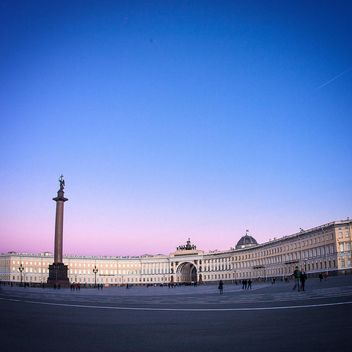 Palace Square in St. Petersburg - Free image #198897