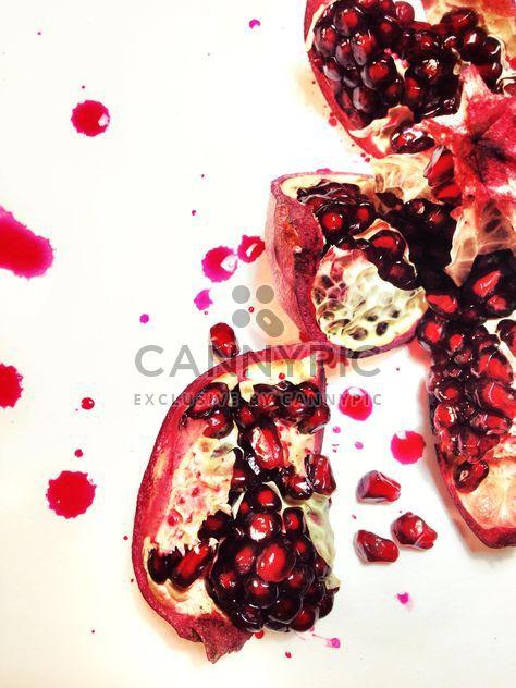 zerschlagene Granatapfel - Free image #198977