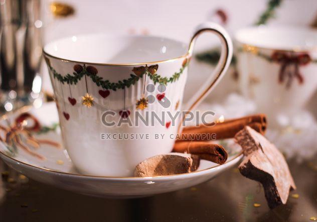 Tasse de thé de Noël - Free image #199047
