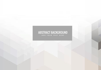 Grey vector background design - vector #199837 gratis