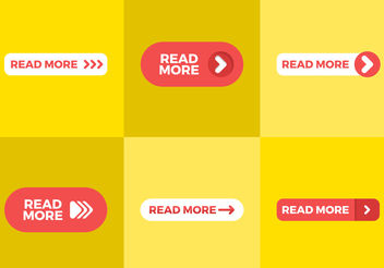 Read More Icon - Kostenloses vector #200437