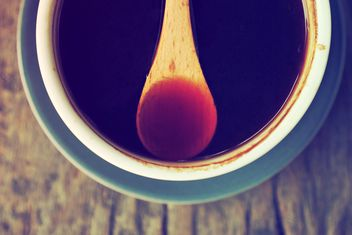 Black coffee - image #201097 gratis