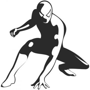 Free Spider Man Vector - vector #201767 gratis